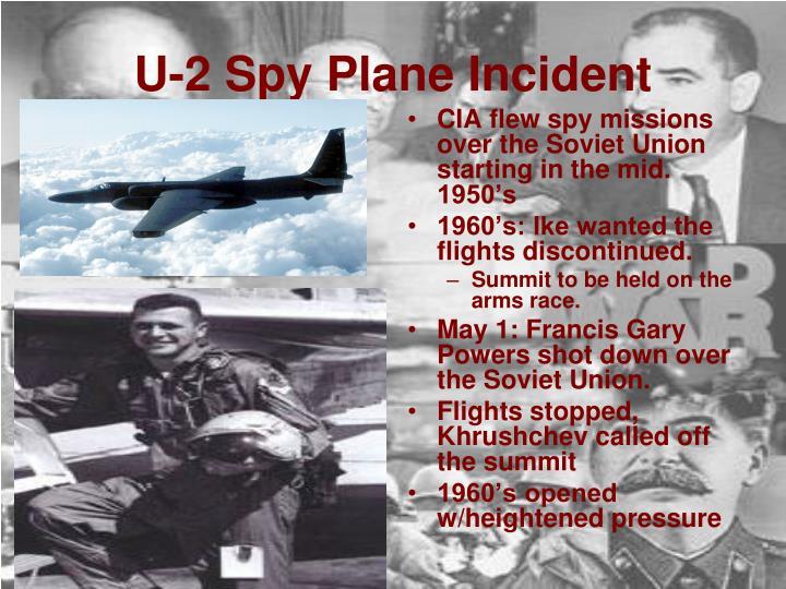 U-2 Spy Plane Incident