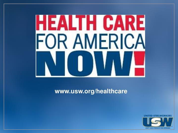 www.usw.org/healthcare