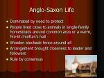 anglo saxon life1