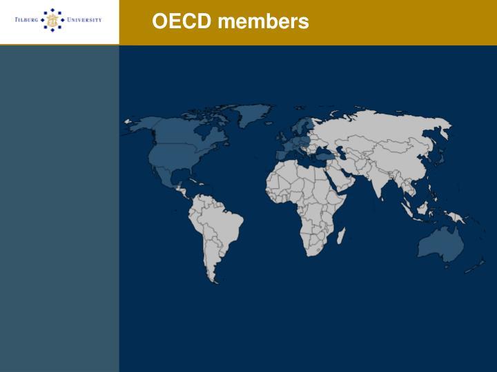 OECD members