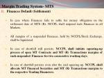 margin trading system mts15