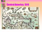 central america 1514