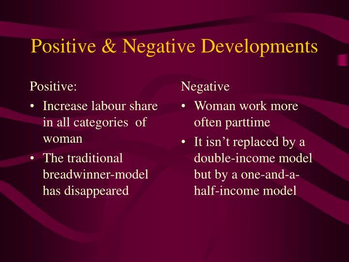 Positive: