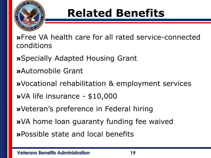 Related Benefits