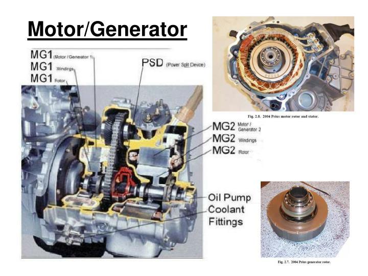 Motor/Generator