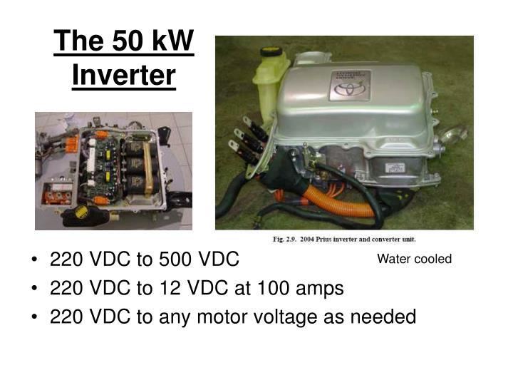 The 50 kW