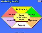 marketing audits