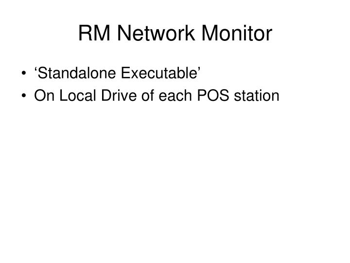 RM Network Monitor