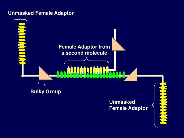 Unmasked Female Adaptor