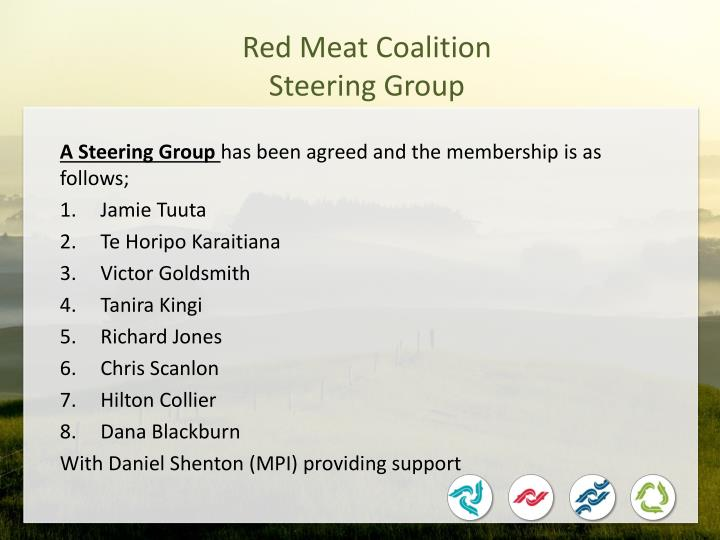 Red Meat Coalition