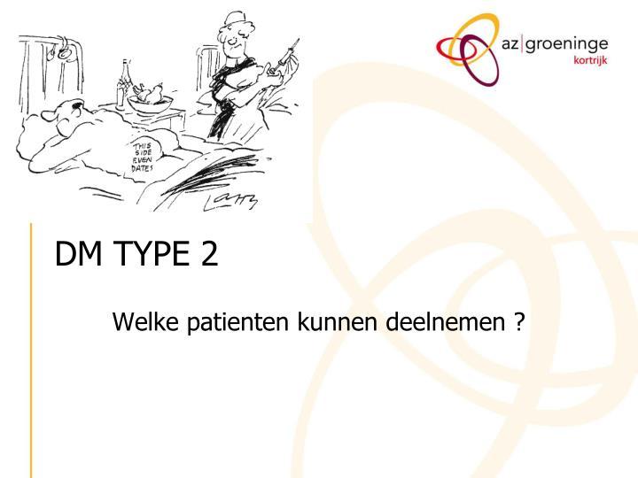 DM TYPE 2