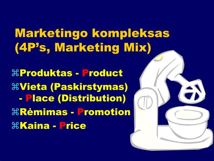 Marketingo kompleksas