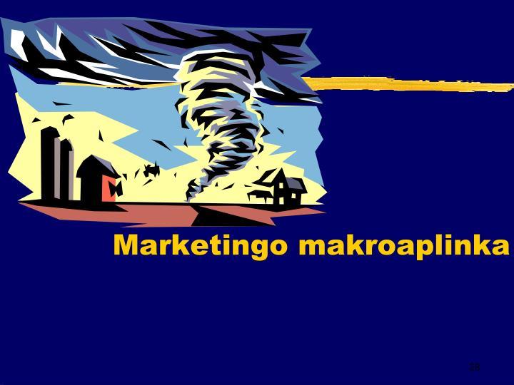 Marketingo makroaplinka