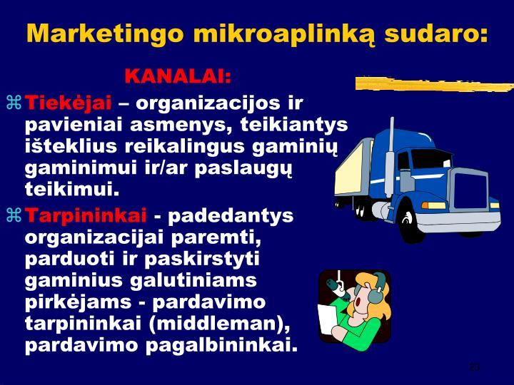 Marketingo mikroaplink