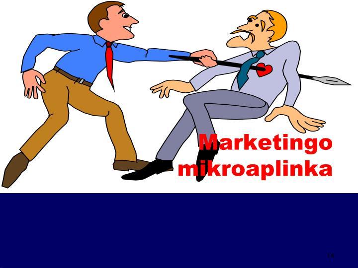 Marketingo mikroaplinka