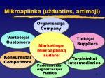 mikroaplinka u duoties artimoji