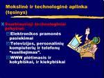mokslin ir technologin aplinka t sinys2