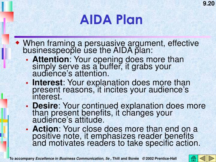 AIDA Plan