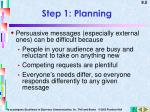 step 1 planning1