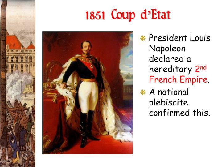 1851 Coup d'Etat