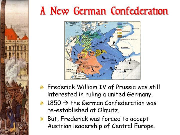 A New German Confederation