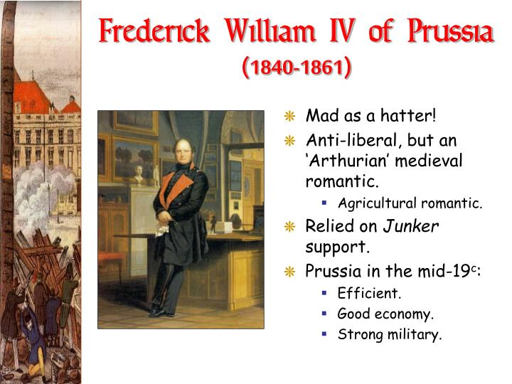 Frederick William IV of Prussia
