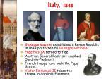 italy 1848