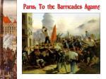 paris to the barricades again