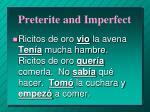 preterite and imperfect3