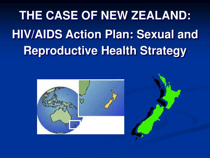 THE CASE OF NEW ZEALAND: