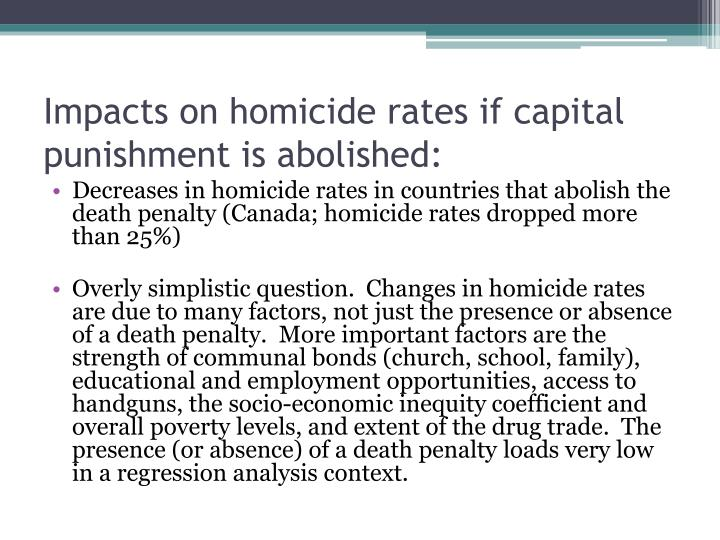 an argument in favor of capital punishment terming it morally just Death penalty arguments:  moral drawbacks of an activity practice, which include  they will be more inclined to favor capital punishment.