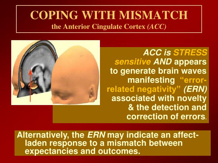COPING WITH MISMATCH
