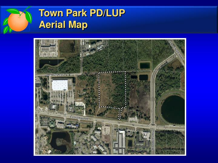 Town Park PD/LUP