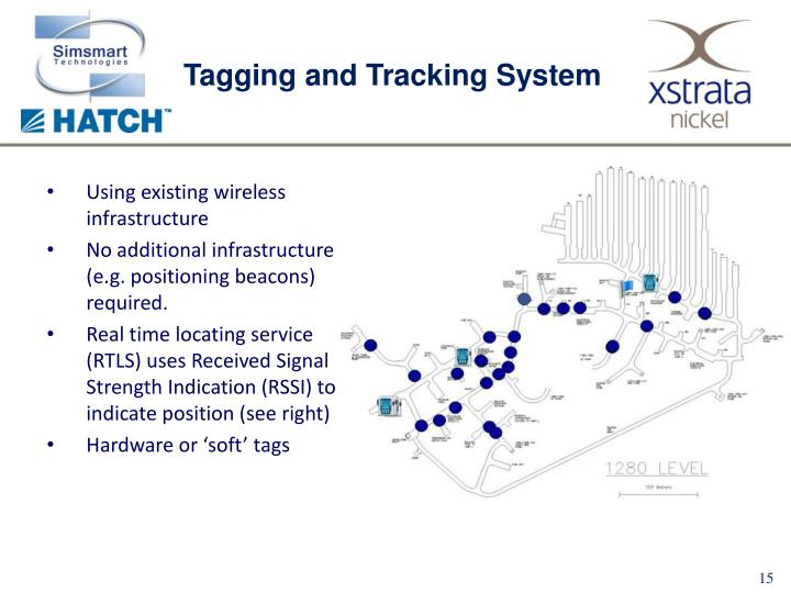 Tagging and Tracking System
