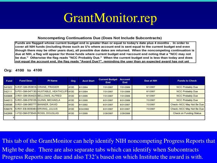 GrantMonitor.rep