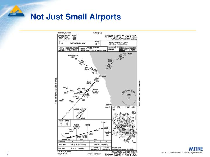 Not Just Small Airports
