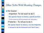 other verbs with meaning changes2