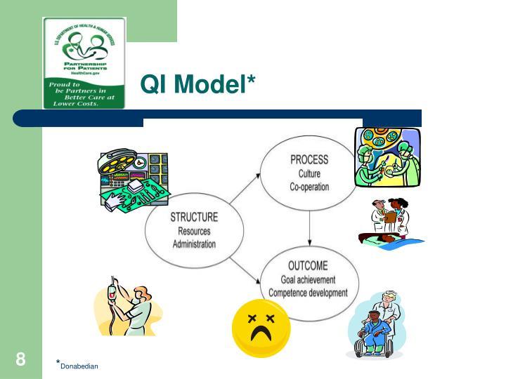 QI Model*