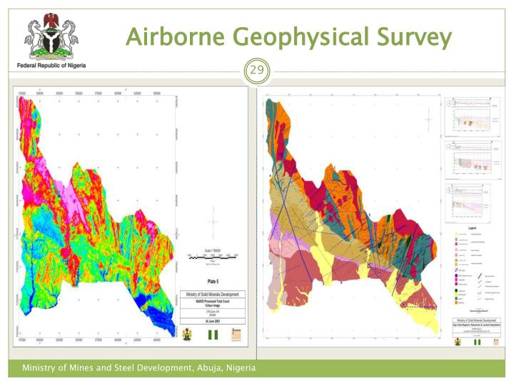 Airborne Geophysical Survey