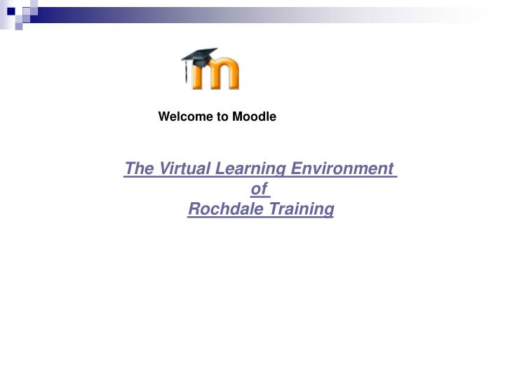 The Virtual Learning Environment