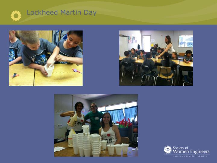 Lockheed Martin Day