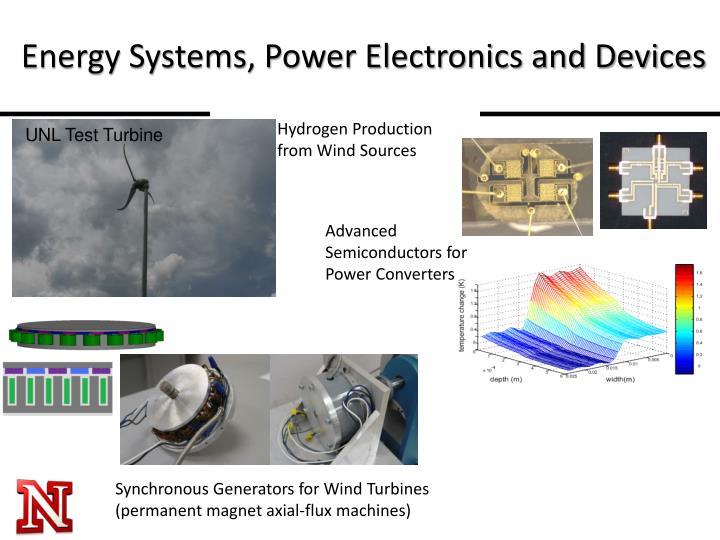 Energy Systems, Power