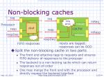 non blocking caches2