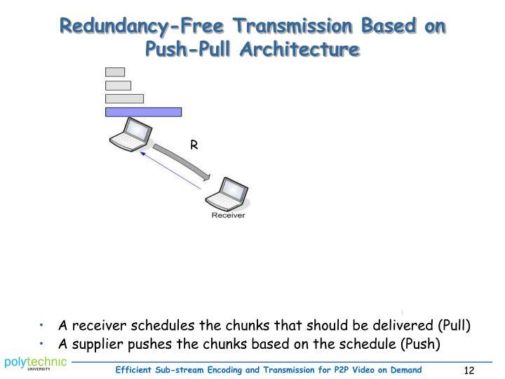 Redundancy-Free Transmission Based on