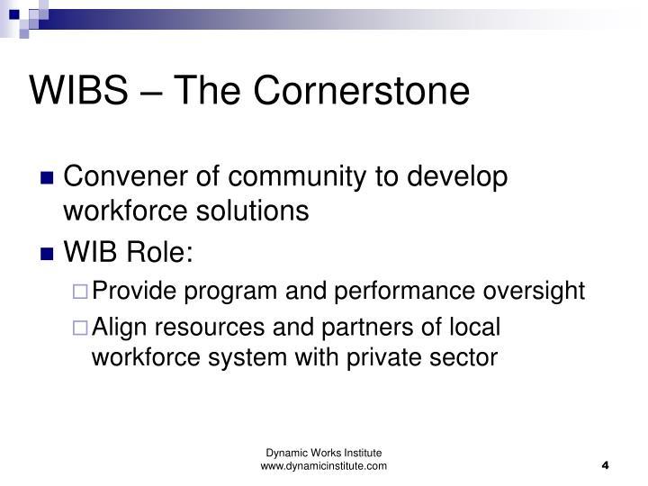 WIBS – The Cornerstone