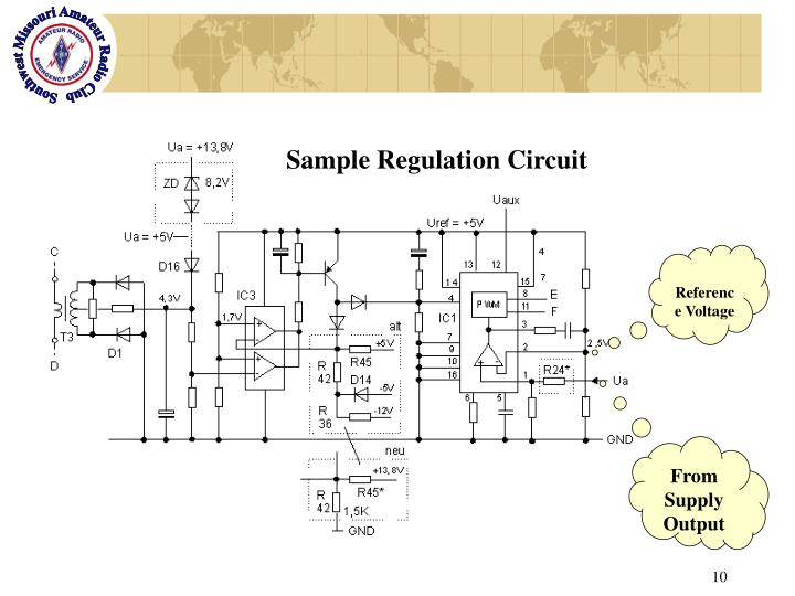 Sample Regulation Circuit