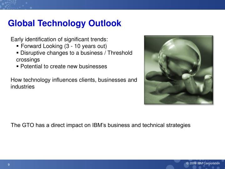 Global Technology Outlook