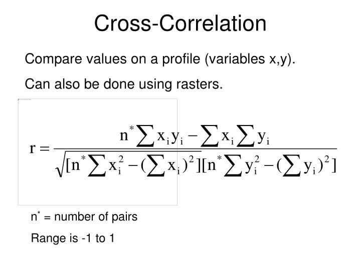 Cross-Correlation