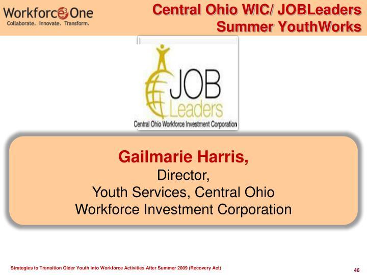 Central Ohio WIC/
