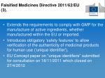 falsified medicines directive 2011 62 eu 3